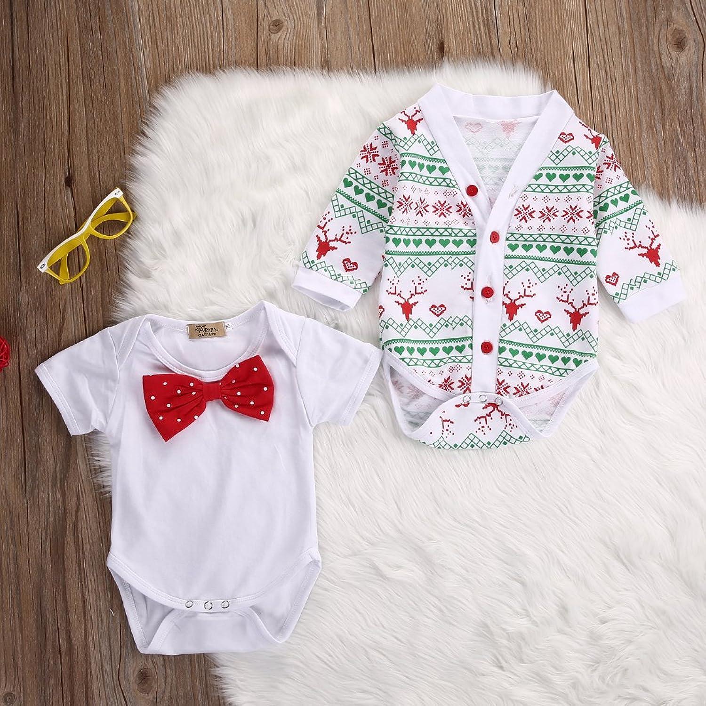 Amazon Newborn Baby Girl Boy Snowflake Coat Romper Playsuit