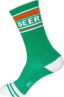 product image for Gumball Poodle Green Beer Socks