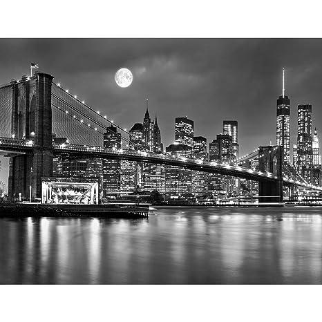 Tapisserie Photo New York 308 X 220 Cm Laine Papier Peint Salon