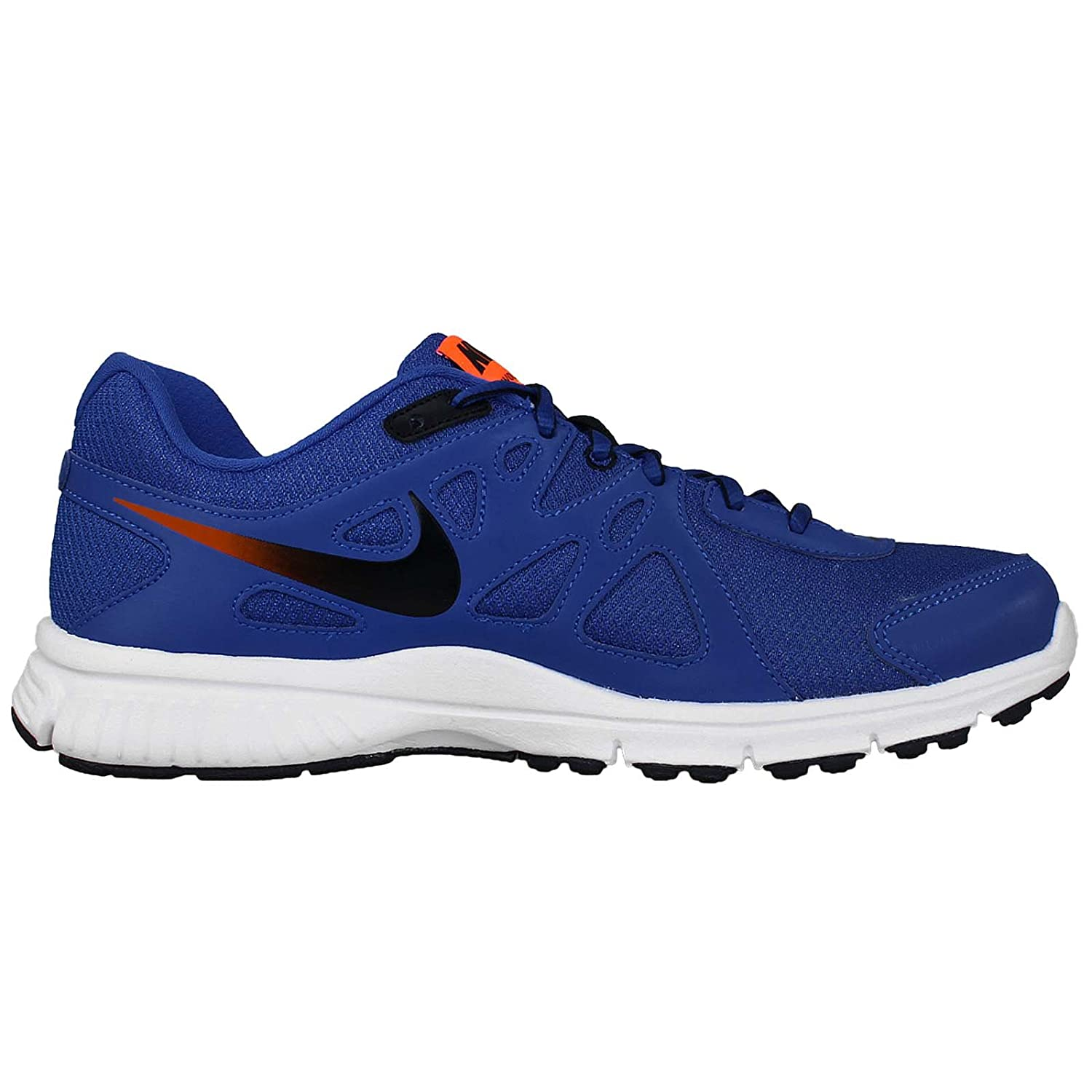 huge discount 9b803 b58dc Nike Men s Blue Mesh Running Shoes (554954-409) - (12 Uk India(47.5 Eu))   Buy Online at Low Prices in India - Amazon.in