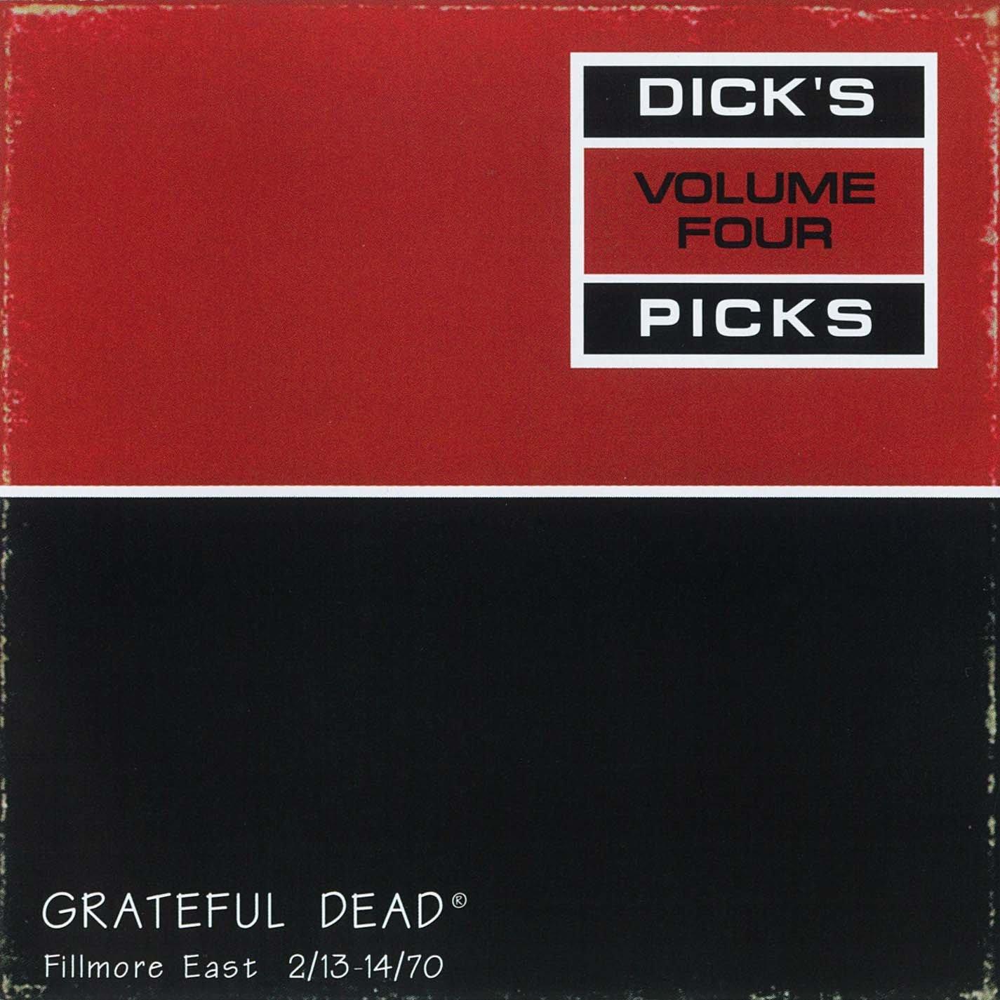 Dick's Picks, Vol. 4