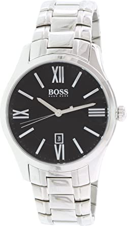 Hugo Boss Black 1513025 Men'S Watch Overview