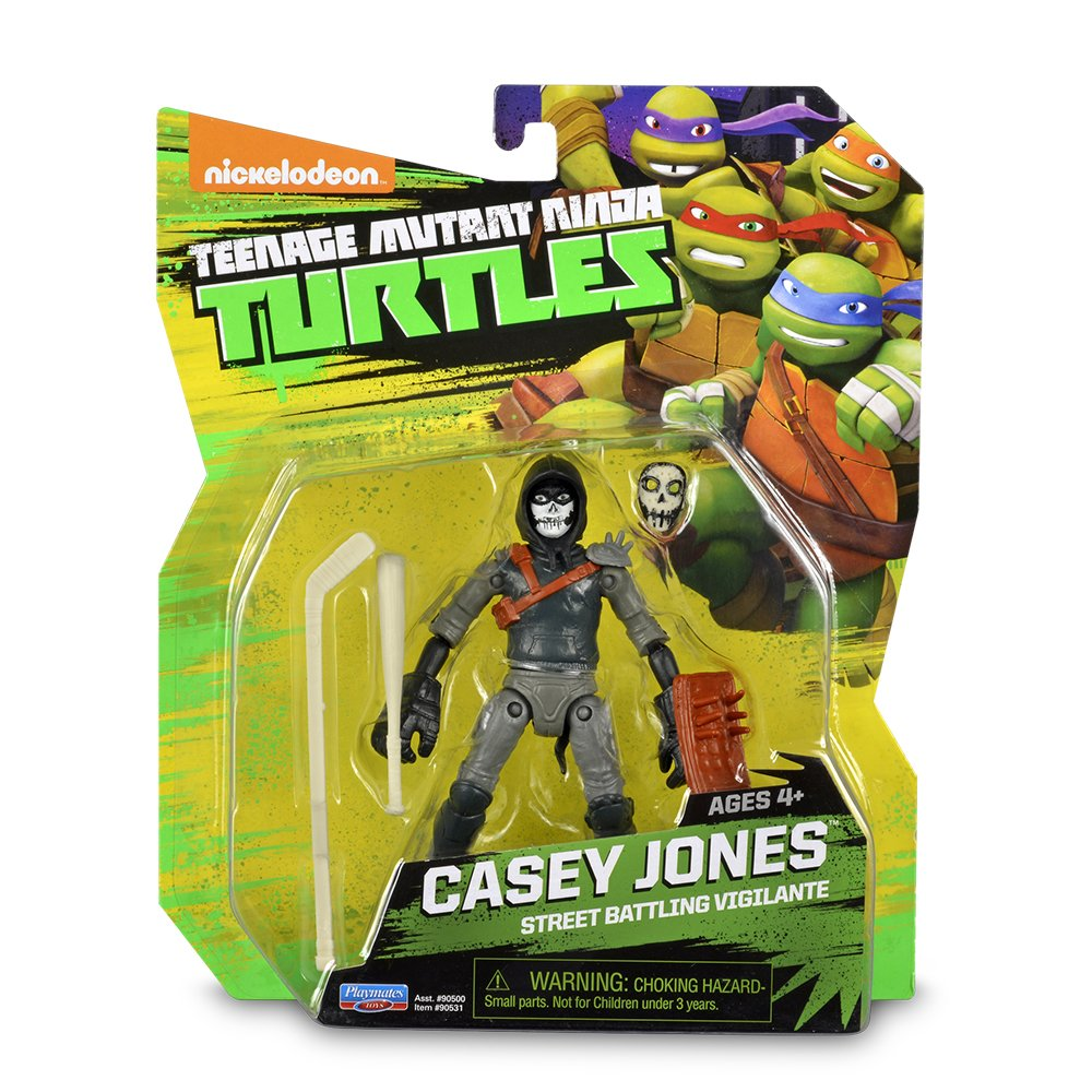 TORTUGAS NINJA - Casey Jones (Giochi Preziosi TUA01111 ...