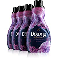 4 Count Downy Infusions Lavender Serenity Liquid Fabric Conditioner