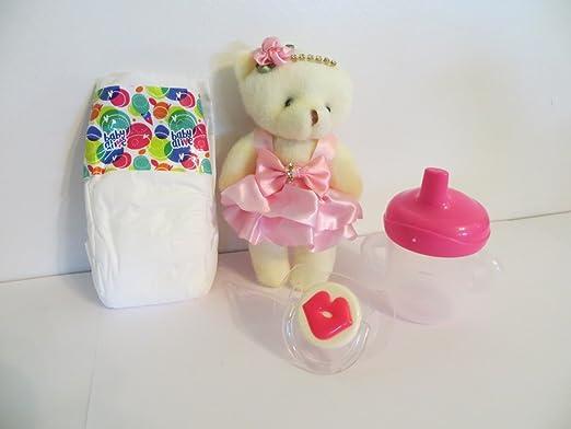 Amazon.com: Baby Alive Muñeca muñeca Lily juego ...