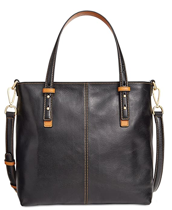 Vera Bradley Sagebrush Leather Satchel
