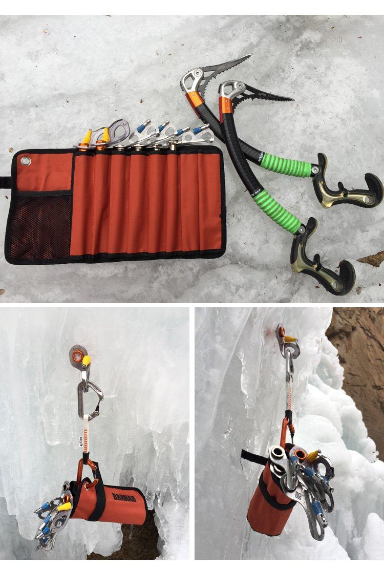 BARHAR Ice Screws Holder or Bag