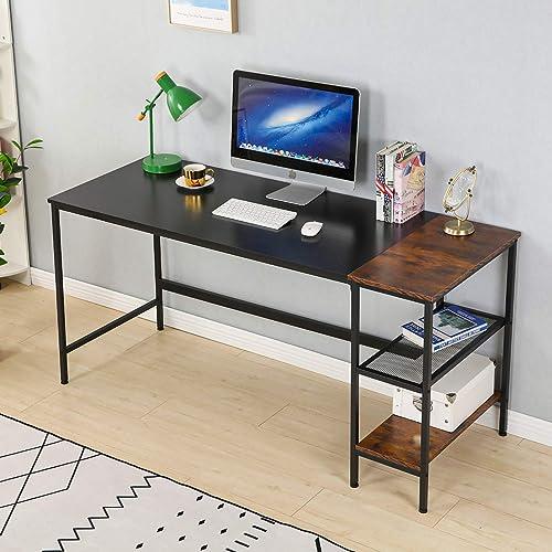 YOLENY Industrial Computer Desk