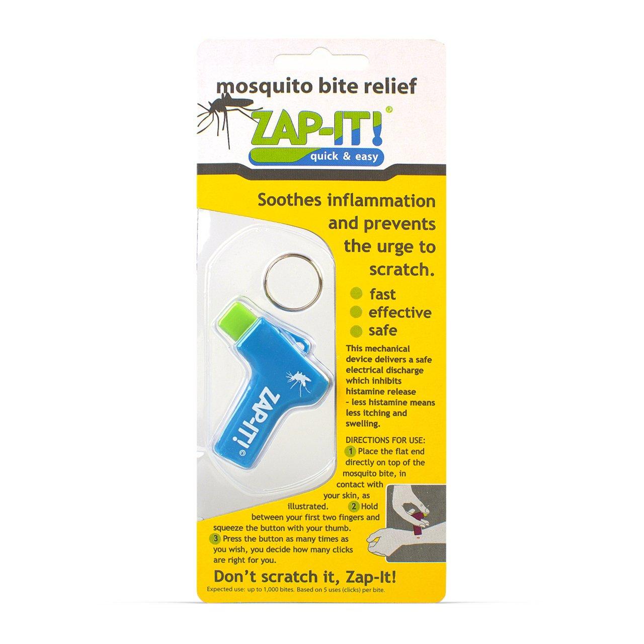 Zapper Click Mosquito Bite Relief