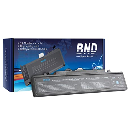 BND Laptop Battery [with Samsung Cells] for Samsung R480 R530 R540 R580 R730,