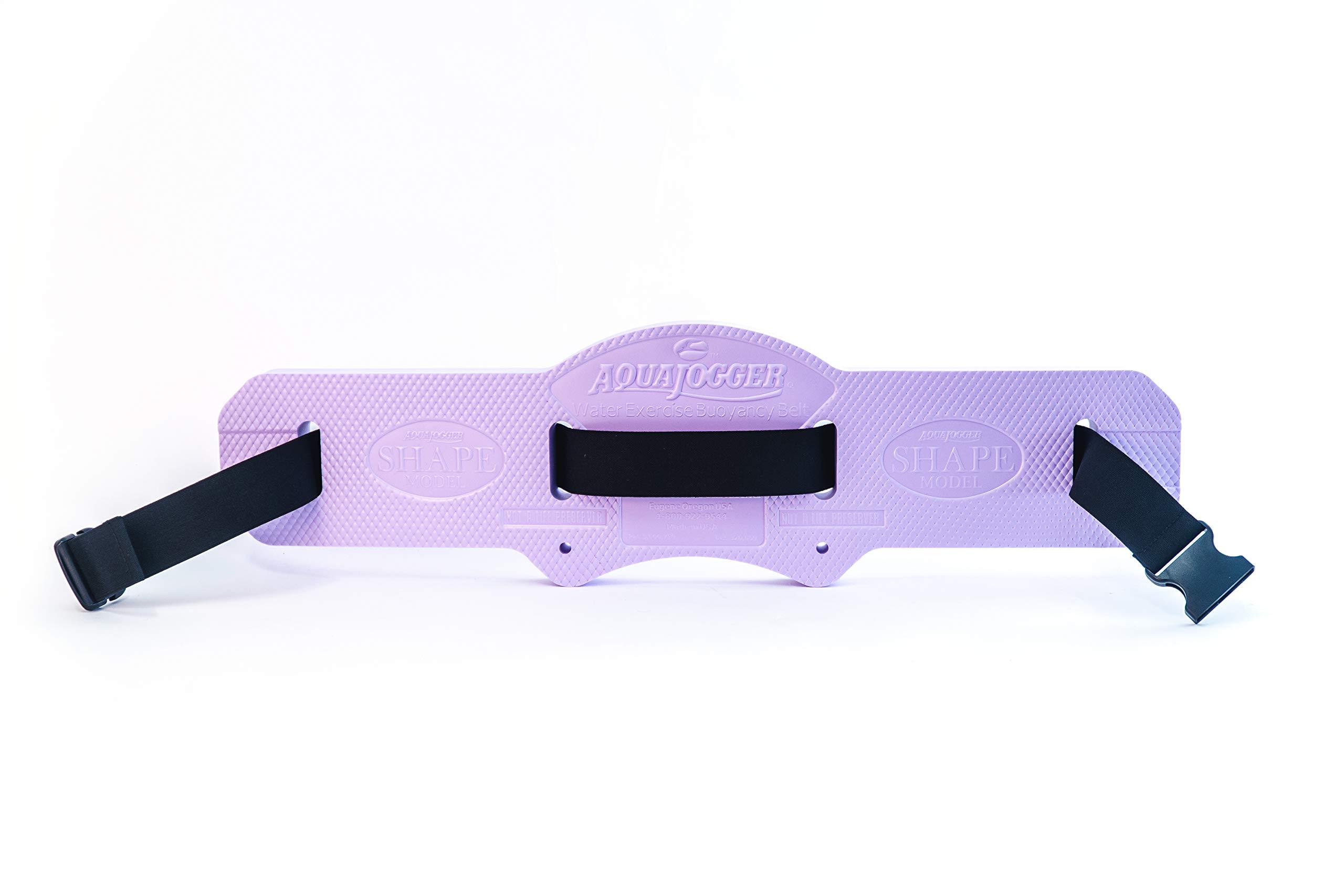 AquaJogger Shape belt - Purple by AquaJogger