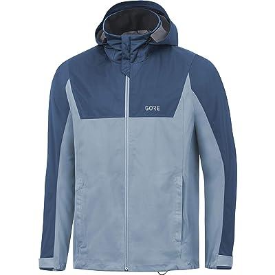 GORE WEAR Men's Waterproof Hooded Running Jacket