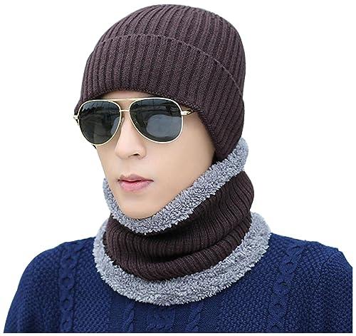 Zaywind - Set de bufanda, gorro y guantes - para mujer