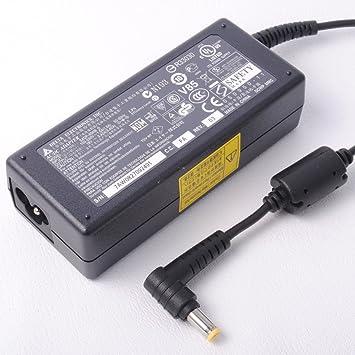 Delta portatiles adaptador de corriente del cargador para Acer Aspire 5580 5710 5710Z 5715Z 5720 5730Z 5735Z 19v 3,42a 65w: Amazon.es: Electrónica