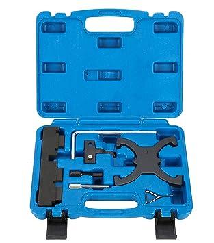 8 milelake Motor maletín con juego de herramienta de bloqueo del árbol de levas – Equipo