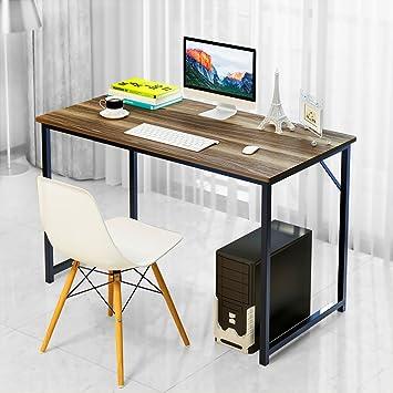 Amazoncom  Dland Computer Desk 47 Home Office PC Laptop Desk