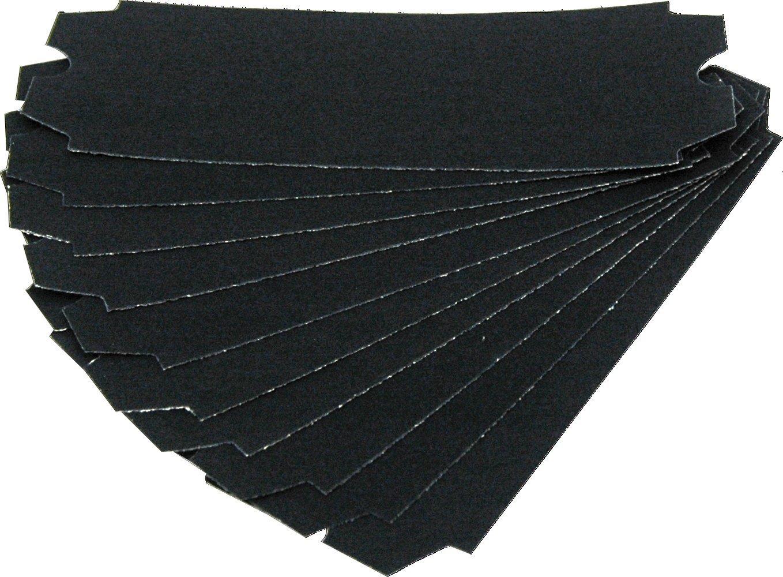 Marshalltown 916 80-Grit Die-Cut Sandpaper, 10-Pack