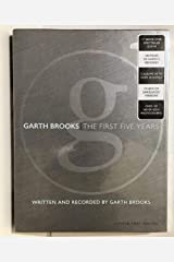 [By Garth Brooks The Anthology Part 1 Book & 5 CD Set](The Anthology Part 1) Hardcover