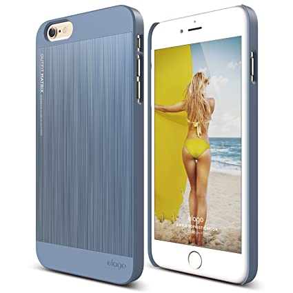 Amazon.com: iPhone 6S Plus Funda, elago S6 + Outfit MATRIX ...