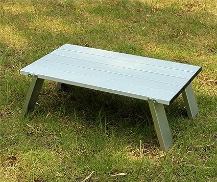 Cqq Mesa de pared Mesa plegable al aire libre Portable simple y moderna Mesa plegable del