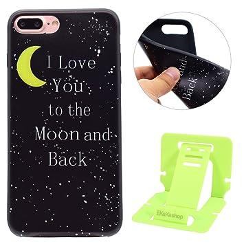 coque iphone 7 plus lune