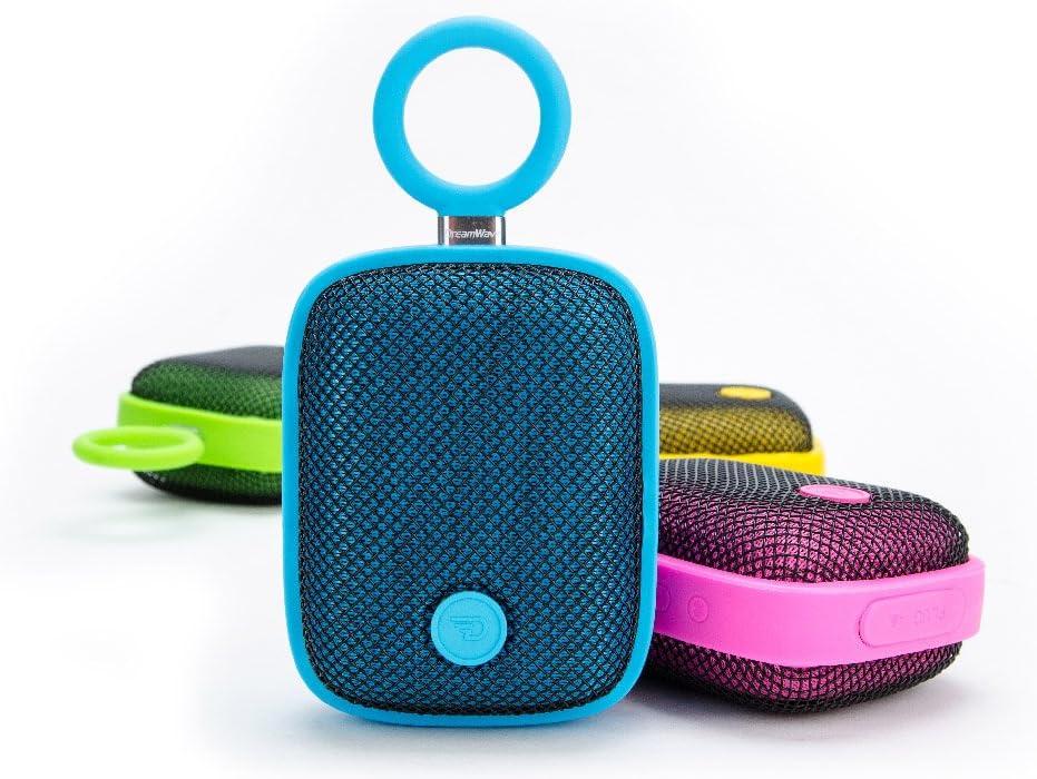 Dreamwave BUBBLEPOD-G Green Compact Outdoor Bluetooth Speaker