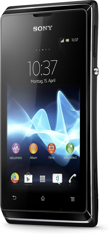 Sony Xperia E - Smartphone libre Android (pantalla 3.5