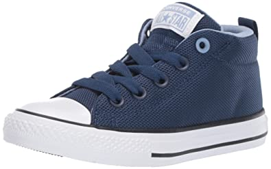 Converse Unisex Kinder Chuck Taylor CTAS Street Mid Sneakers
