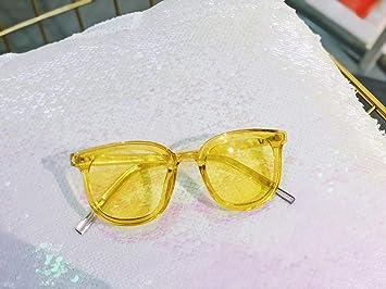 FKSW Gafas De Sol Gafas De Sol Negras Cuadradas ...