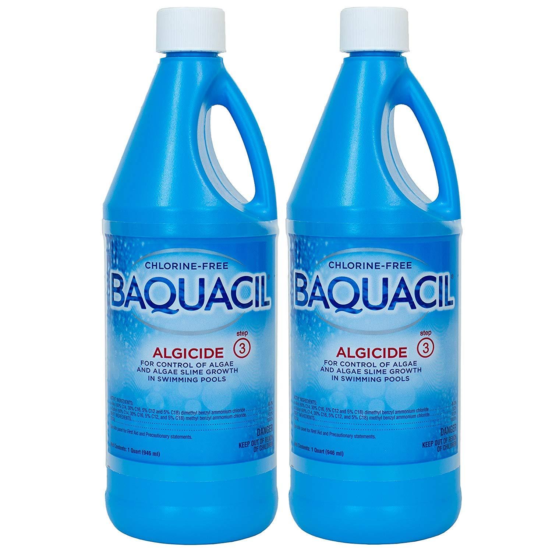 Baquacil Algicide (1 qt) (2 Pack) by Baquacil