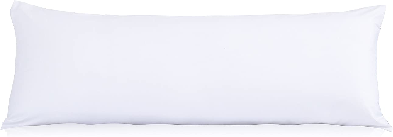 Amazon Com Evolive Ultra Soft Microfiber Body Pillow Cover