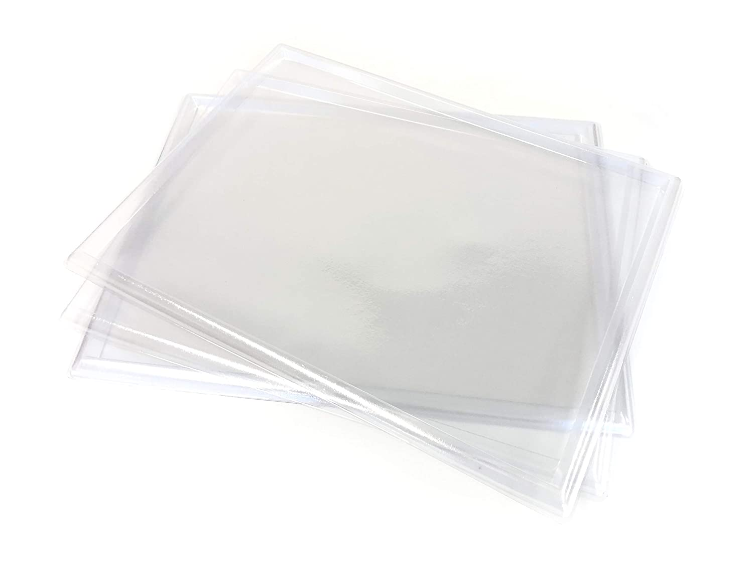 Clark Scientific Clear Colourless PVC Contaminant Spill Tray Liners Large 700 x 450mm
