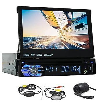 ESTšŠreo de Radio Auto Autoradio GPS Antena Unidad Principal ...