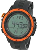 [LAD WEATHER] 腕時計 ドイツ製センサー 高度計/気圧計/温度計/天気予測 アウトドアウォッチ メンズ/レディース
