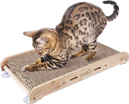 Rascador para Gatos con Catnip Alfombras