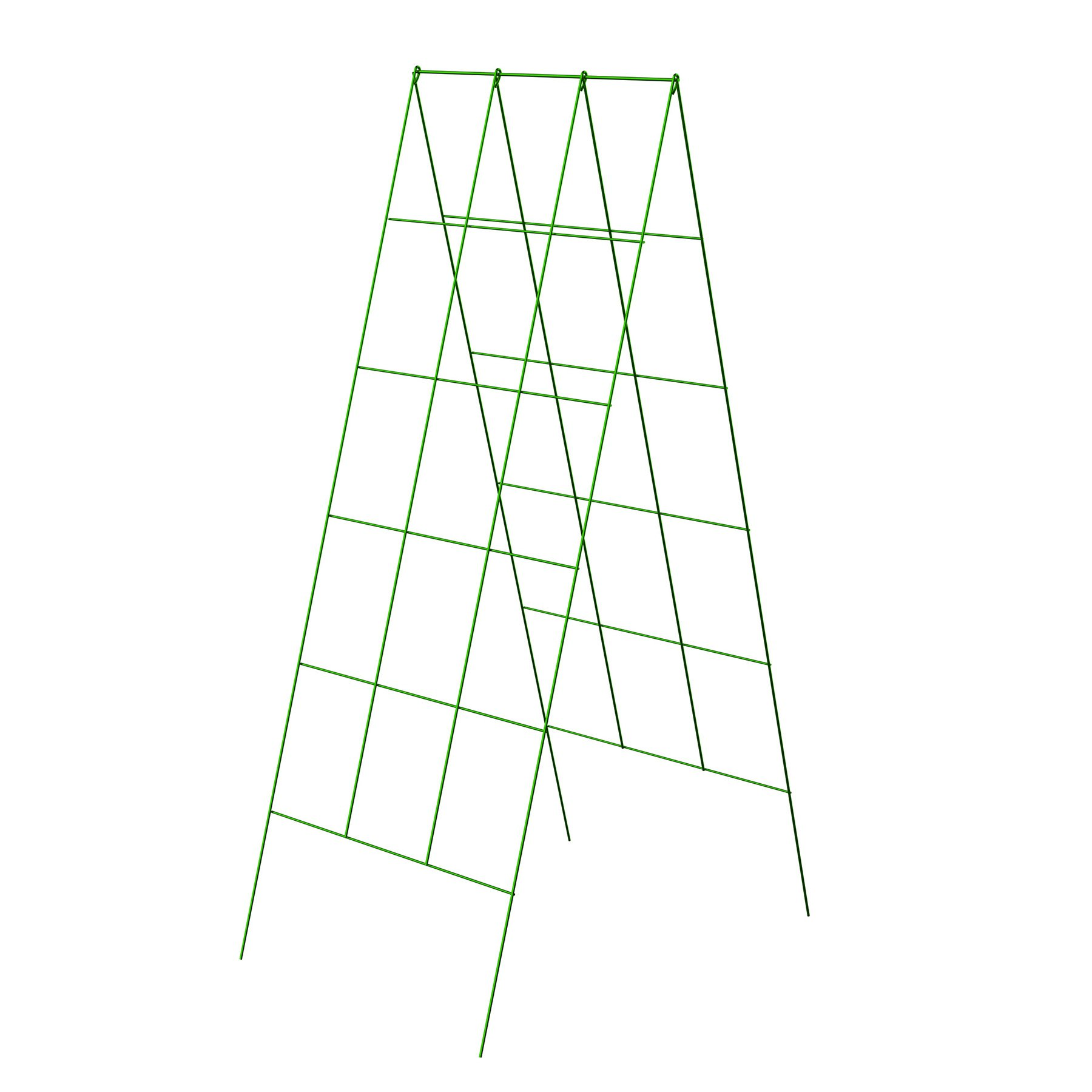 Panacea Products 46'' x 18'' A Frame Light Green Trellis-(83712) by Panacea Products