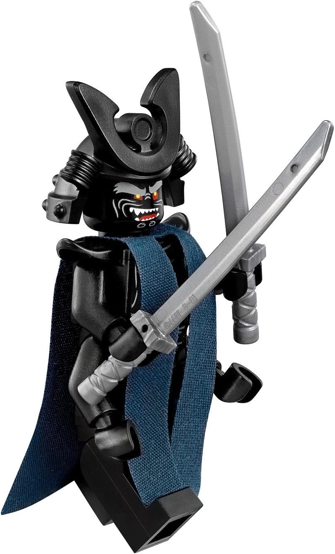 The LEGO Ninjago Movie - Lord Garmadon Minifigure (w/ Body Armor & Robe) 70612