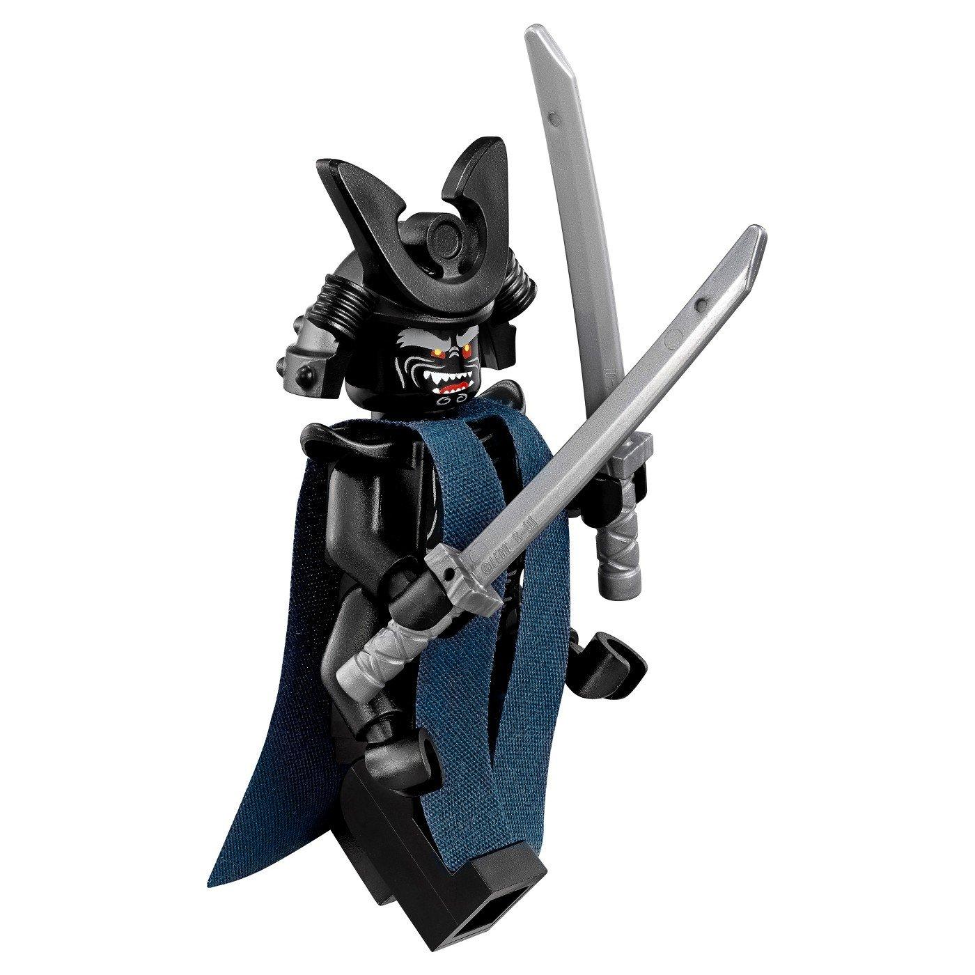 first rate coupon codes wholesale price The LEGO Ninjago Movie - Lord Garmadon Minifigure (w/ Body Armor & Robe)  70612