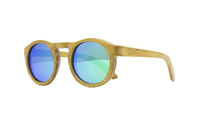 3453615aa1c6 Gufo Italy Own Design Wooden Sunglasses - 8Dark Shades - multicolour  ...