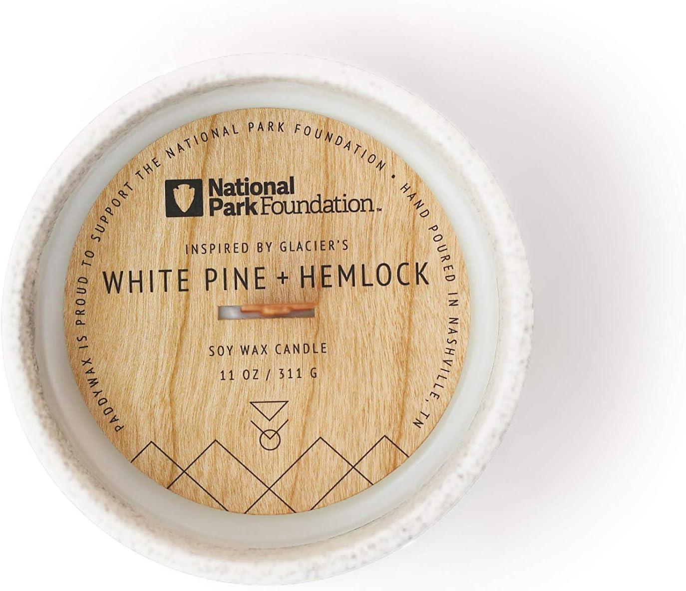 Vela arom/ática de higo y cedro Paddywax aroma a higo, 5 onzas