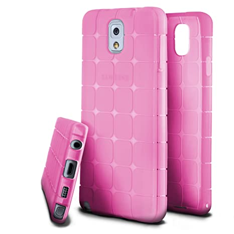Funda protectora OneFlow para funda Samsung Galaxy Note 3 Carcasa silicona TPU 1,5mm | Accesorios cubierta protección móvil | Cubierta trasera ...
