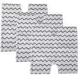 KEEPOW - Almohadillas para Orejas para Shark S3973D S5003D, 3 Pack Shark Rectangle Pads