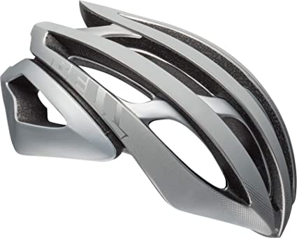 BELL Z20 MIPS Casco para Bicicleta, Ghost Full Reflective: Amazon ...