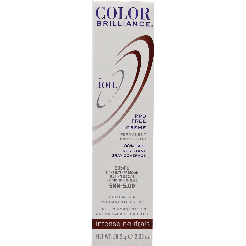 Amazon Ion 6nn Dark Intense Blonde Permanent Creme Hair Color