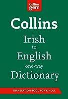Collins Irish To English (One Way) Gem