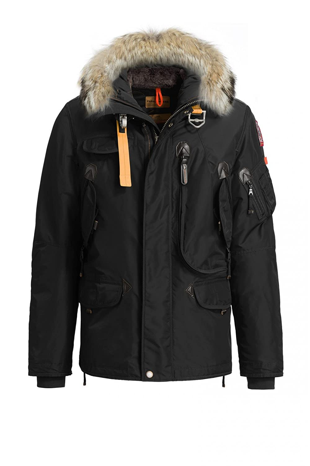 Parajumpers Jacket Righthand in Black