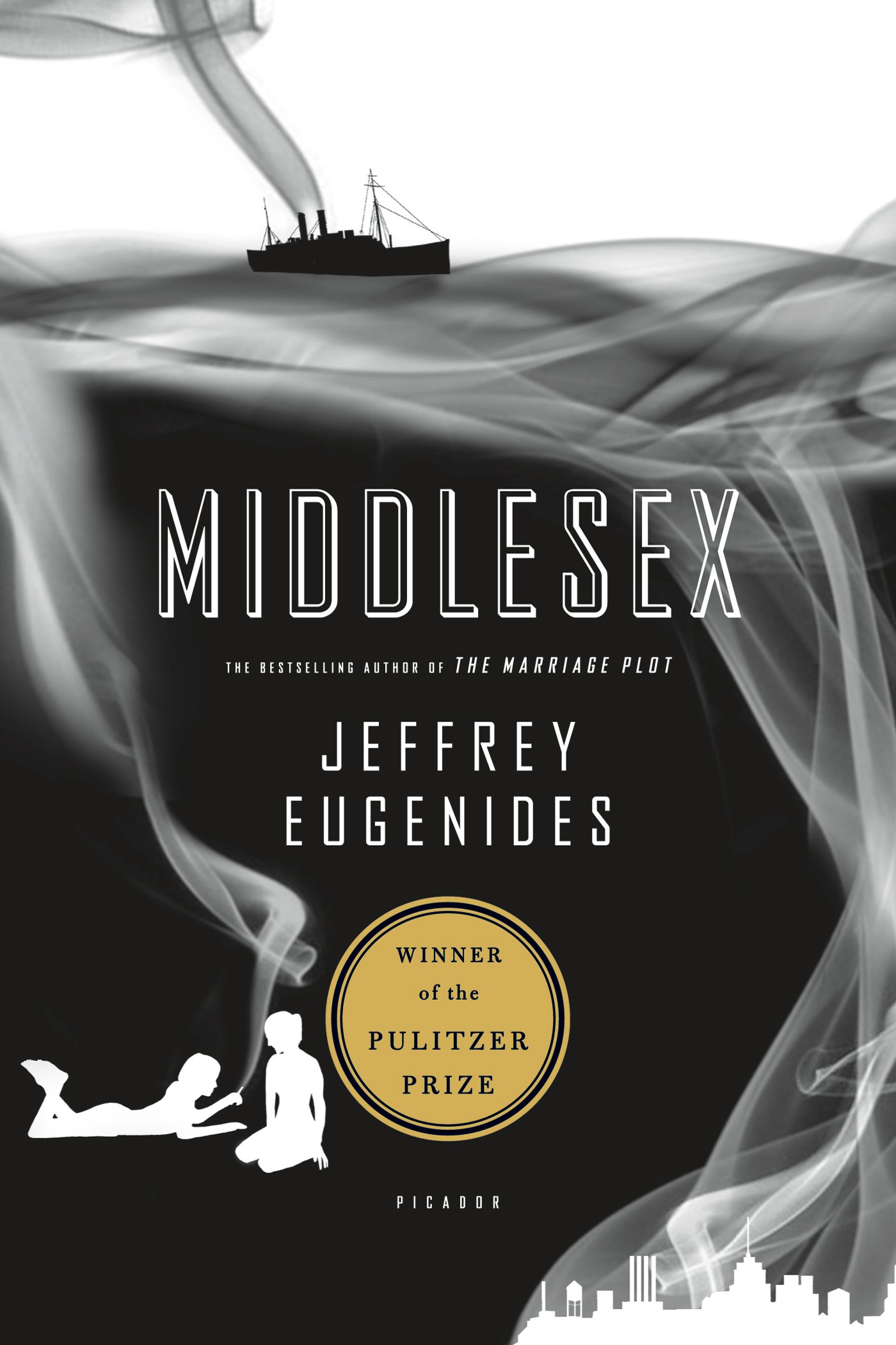 Image result for middlesex book