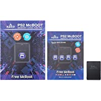Kaico Free Mcboot 64MB PS2 Memory Card Running FMCB PS2 Mcboot 1.966 for Sony Playstation 2 - FMCB Free Mcboot Your PS2…