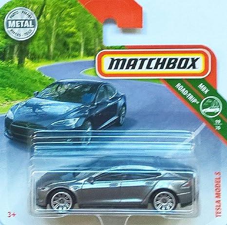 Matchbox Tesla Model S - Maqueta de barco Ferro Metallica ...