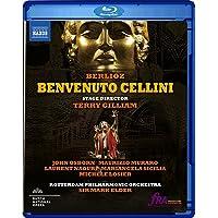 Berlioz:Benvenuto Cellini [John Osborn; Maurizio Muraro; Laurent Naouri; Orlin Anastassov] [Naxos: 2110575-76] [Reino Unido]